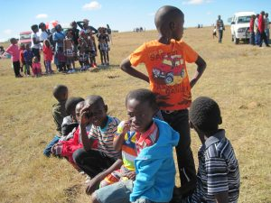 Children in KwaZulu-Natal
