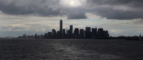 A new report from the New York City Panel on Climate Change warns of growing climate change threats to NYC. (AP Photo/John Minchillo) | ASSOCIATED PRESS