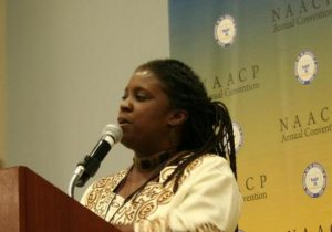 Jacqui Patterson from NAACP