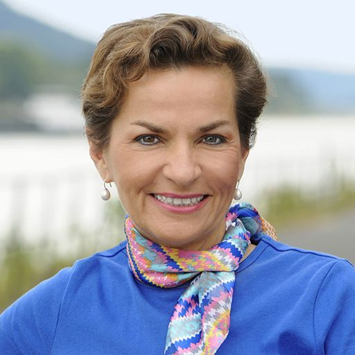 Christiana Figueres!