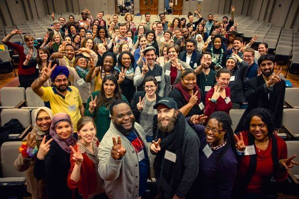 The annual IFCMW Interfaith Leadership Summit attracts some of the most engaged people of faith I have ever met. (Image credit: IFCMW.)