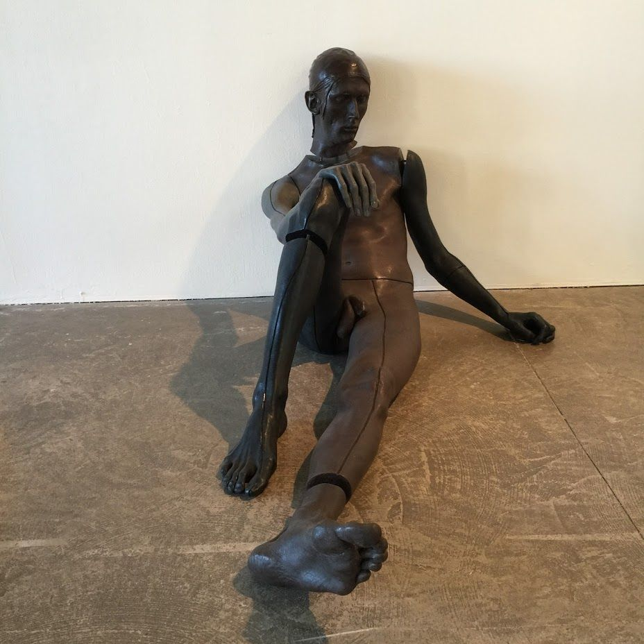 nude (xx) by Ugo Rondinone at MOMA PS1 (photo credit: p.toscano)