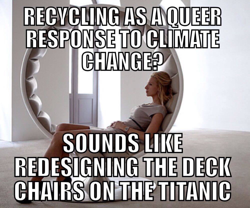 queer recycle